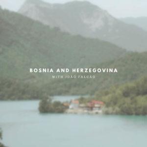 bosnia and herzegovina placard