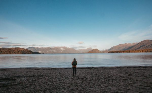 kepler track lookout to fjords